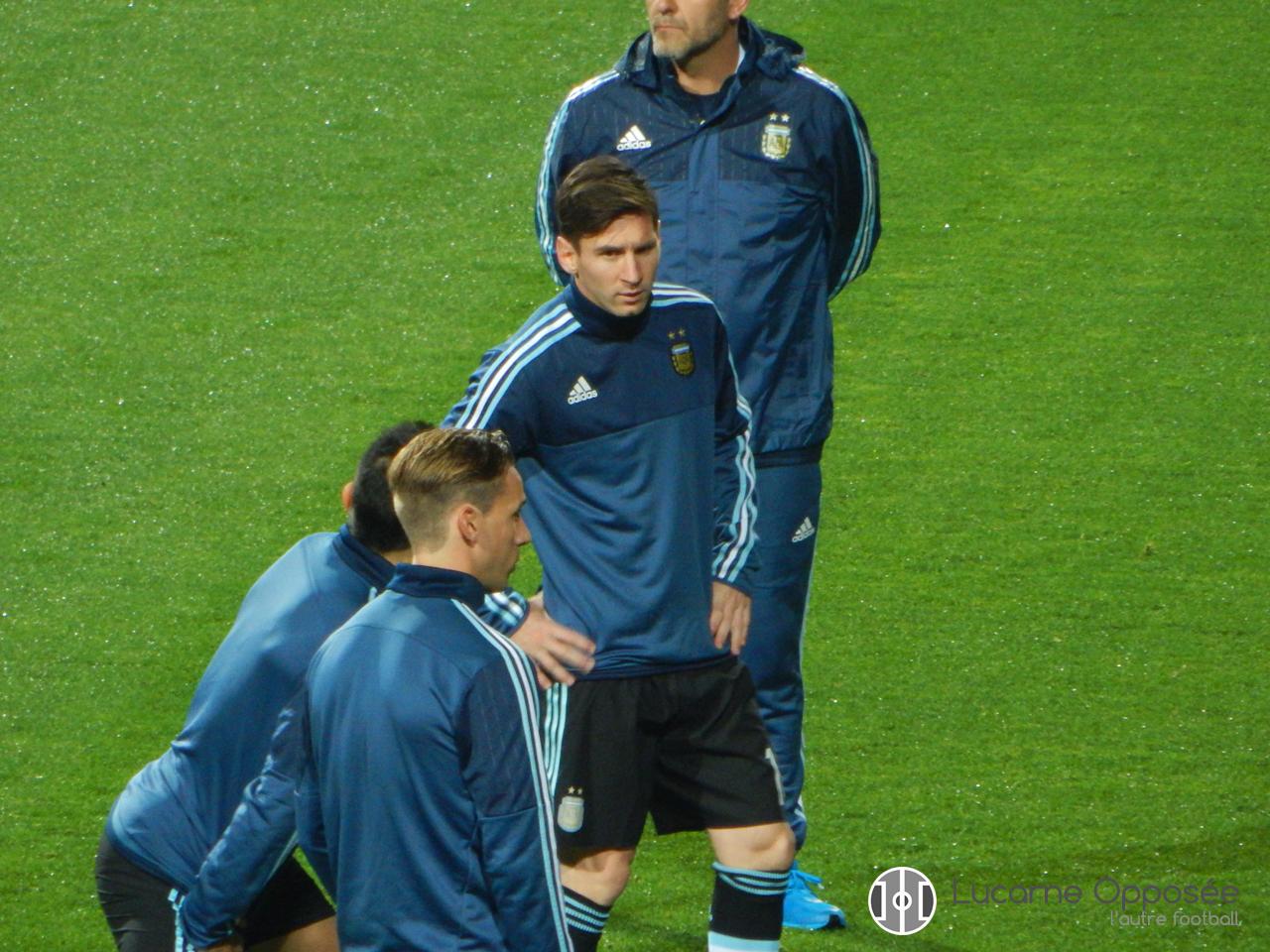 joueur argentin célèbre