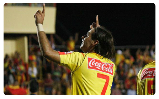 Yendrick Ruiz et Herediano, solides leaders