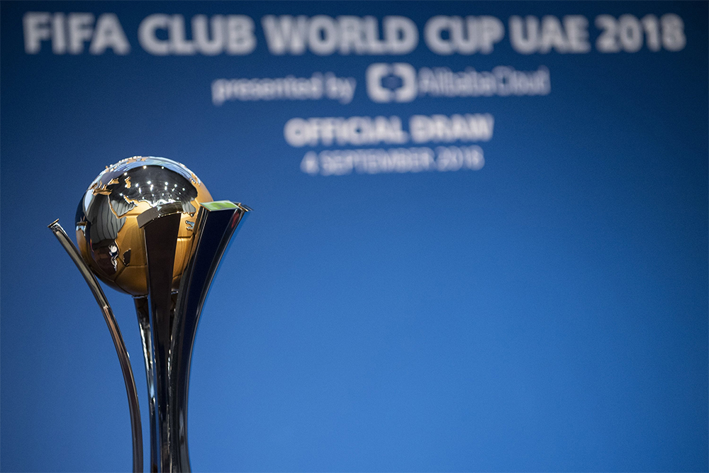 Calendrier Fifa Coupe Du Monde 2020.Coupe Du Monde Des Clubs 2019 Les Affiches Sont Connues