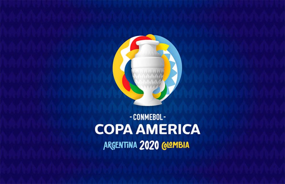Copa America Calendrier.La Copa America 2020 Devoile Son Logo
