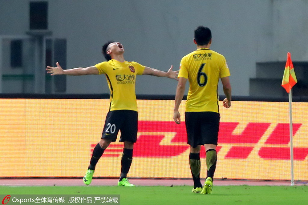 Chine – Chinese Super League 2017 : Evergrande, ever champion ?
