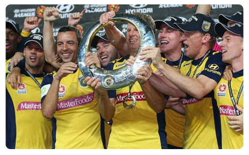 Central Coast Mariners champion 2013