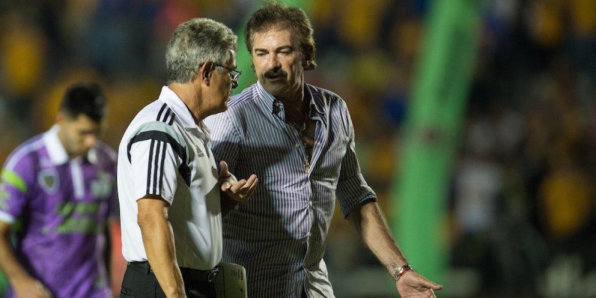 Gignac marque en finale du championnat avant d'être évacué en ambulance — Mexique