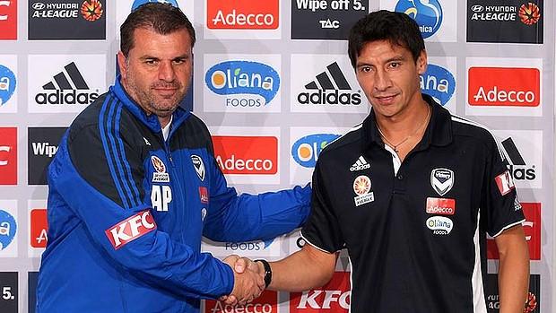 Pablo Contreras, l'international marquee player de Melbourne