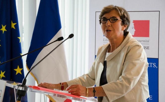 Valérie Fourneyron, l'icône du football durable