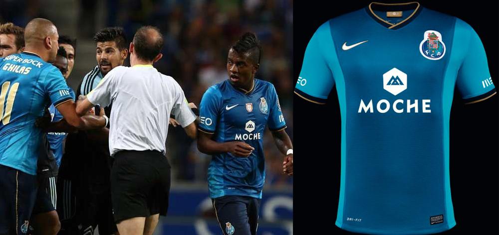 FC Porto, partenaire officiel de la Cacamiseta 2014