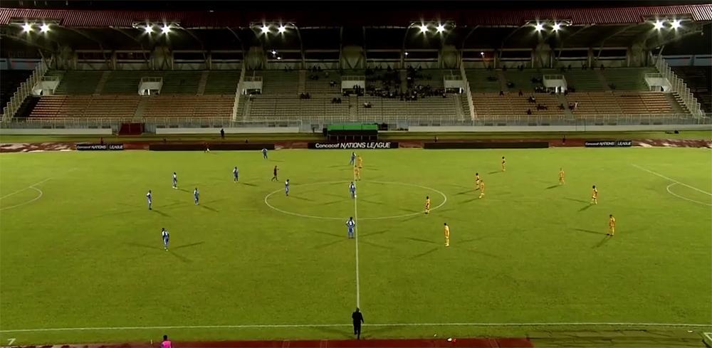 """Résultat de recherche d'images pour """"les stades vides en Martinique"""""""